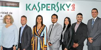 Team Kaspersky.