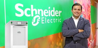 Schneider Electric Galaxy UPS