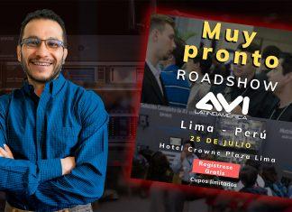 Roadshow de AVI Latinoamérica