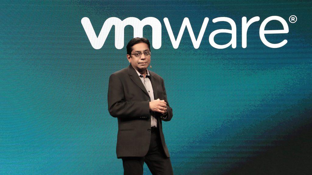 Krish Prasad, vicepresidente senior y gerente general de la unidad de negocios Cloud Platform de VMware.