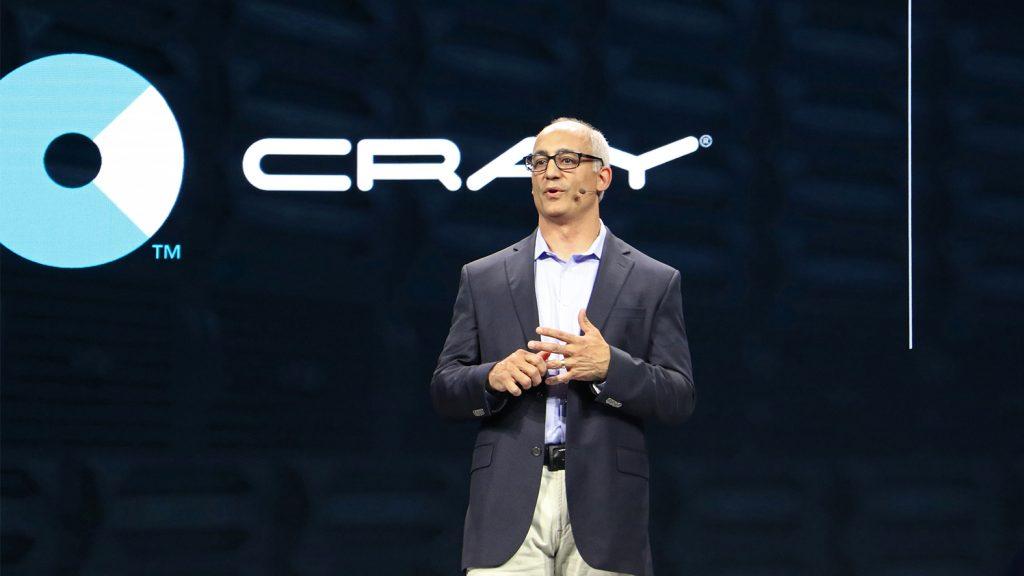 Peter Ungaro, presidente y CEO de Cray.