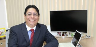 Ricardo Linares Prado, Business and Solution Manager -Security.