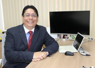 Ricardo Linares Prado, Business and Solution Manager -Security.