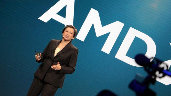 AMD procesador EPYC de segunda generación