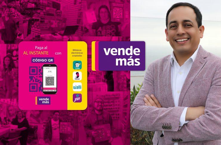 Esteban Romero, gerente de Tecnología y Operaciones de VendeMás.